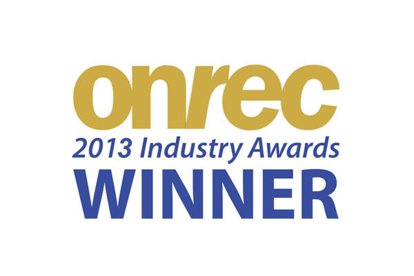 Onrec Best Use of Online Recruitment 2013