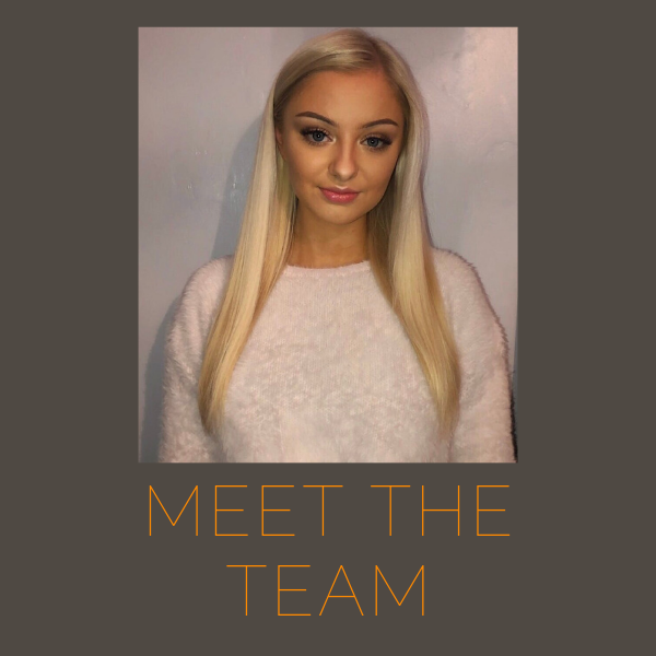 Meet our Junior Customer Experience Executive - Lucy Hudson